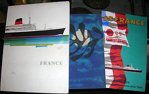 Le FRANCE Divers documents